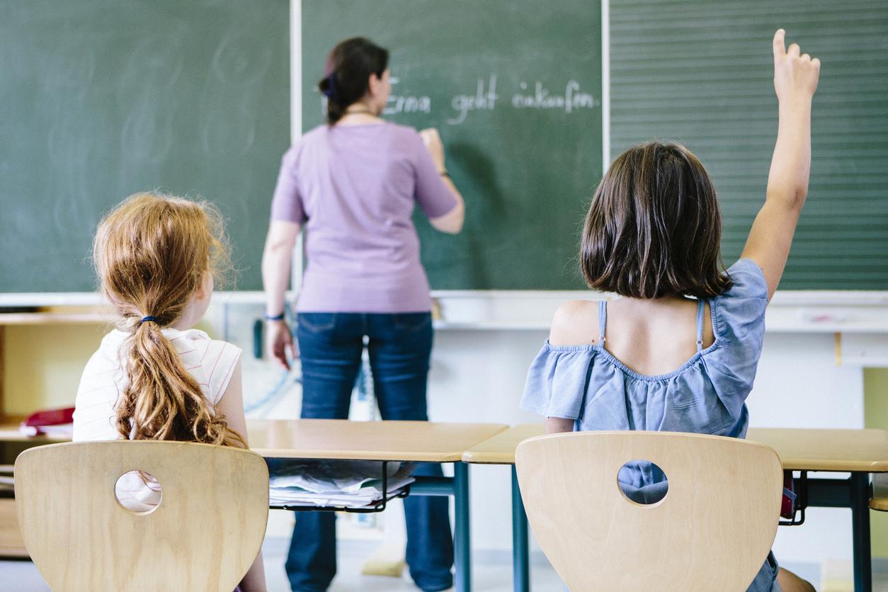 Einschulung und Grundschulzeit